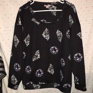 Juicy couture sweatshirt!